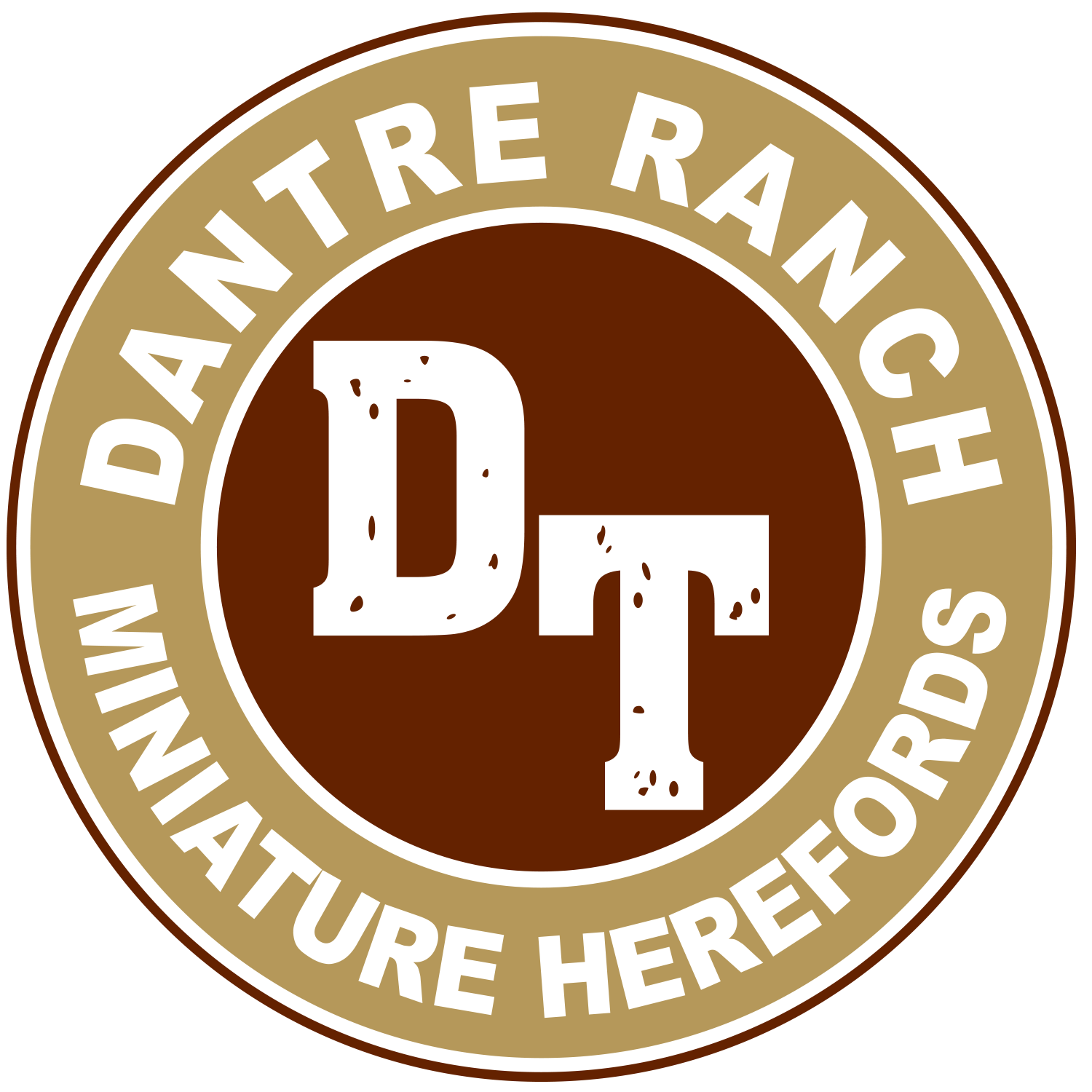 Dantre Ranch - Mini Herefords - California